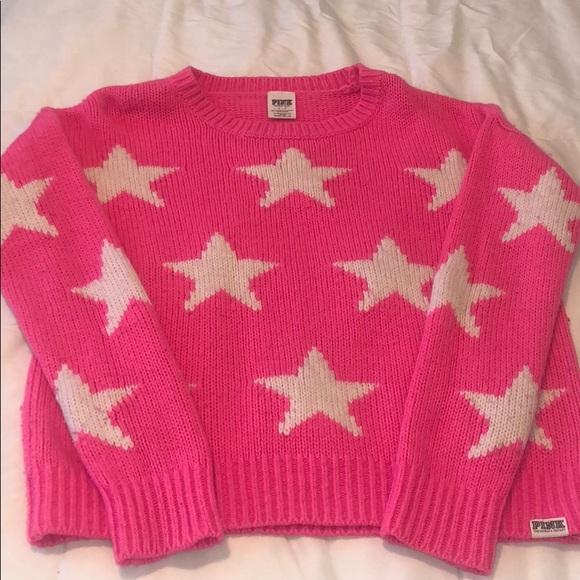 PINK Victoria's Secret Sweaters